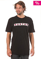 BURTON Bar S/S T-Shirt black