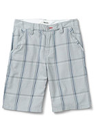 BURTON Base Camp Short PEWTER PLAID