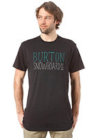 BURTON Battery S/S T-Shirt TRUE BLACK