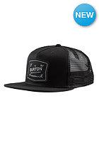 BURTON Bayonette Snapback Cap true black