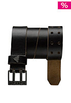 BURTON Blackburn Leather Belt true black