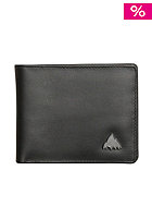 BURTON Blackburn Leather Wallet true black