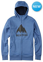 BURTON Bonded Hooded Sweat dutch blue