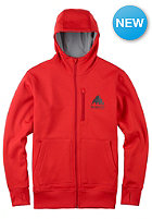BURTON Bonded Hooded Sweat flame