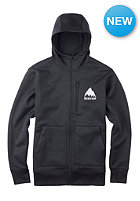 BURTON Bonded Hooded Sweat true black
