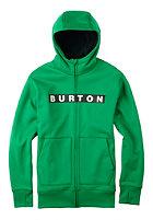 BURTON Bonded Hooded Zip Sweat jelly bean