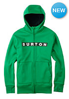 BURTON Bonded Hooded Zip Sweat jelly bean