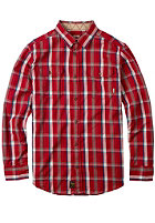 BURTON Brighton L/S Shirt chili pepr utica pld