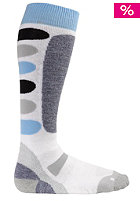 BURTON Buffer II Socks bright white