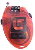 BURTON Cable Lock red