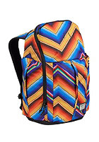 BURTON Cadet Backpack fish blanket