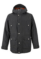 BURTON Cambridge Snow Jacket washed true black