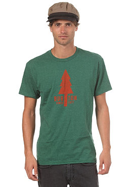 BURTON Camp Rec S/S T-Shirt heather pine crest