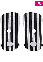 BURTON Cantbed black/white stripes