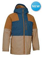 BURTON Carbide Jacket cork/tru pny/team bl