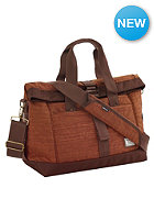 BURTON Charter Messenger Bag wood grain