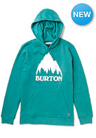 BURTON Classic Mountain Hooded Sweat TIDAL BORE