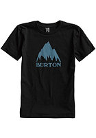 BURTON Classic Mountain S/S T-Shirt TRUE BLACK