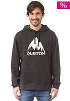 BURTON Classic Mountain true black heathr