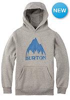 BURTON Classic Mtn Hooded Sweat gray heather