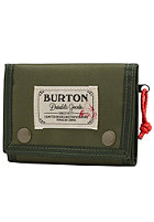 BURTON Cory Wallet olive night