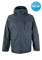 BURTON Covert Snow Jacket blue denim