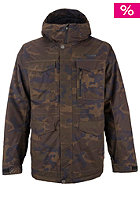BURTON Covert Snow Jacket lowland camo