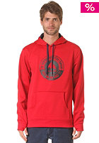 BURTON Crown Bonded Hooded Sweat cardinal work