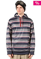 BURTON Cymbal Functional Hooded Zip Sweat ballpoint boarder st