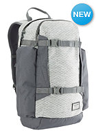 BURTON Day Hiker 25L Backpack gry hthr dimnd rpstp