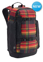 BURTON Day Hiker Backpack 25L peak plaid