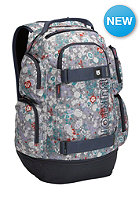 BURTON Distortion Backpack floral chambray