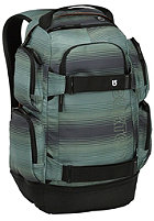 BURTON Distortion Backpack OMBRE STRIPE