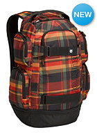 BURTON Distortion Backpack peak plaid