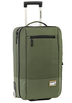 BURTON Drifter Roller Bag OLIVE TEXTURE BLOCK
