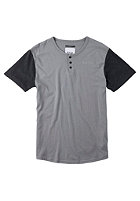 BURTON Dwight S/S T-Shirt monument heather