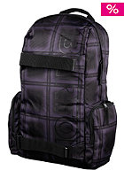 BURTON Emphasis Backpack 2013 black ghost plaid