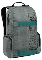 BURTON Emphasis Backpack MISTY TIDAL PLAID