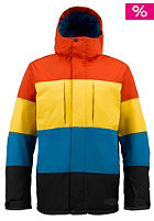 BURTON Encore Jacket burner colorblock