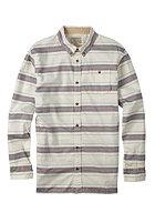 BURTON Farrel L/S Shirt vanilla dumont strp