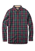 BURTON Farrel L/S Shirt zinfandel tnsion pld