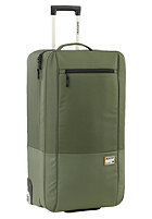 BURTON Fleet Roller Bag OLIVE TEXTURE BLOCK