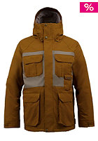 BURTON Frontier Snow Jacket true penny/stone hut