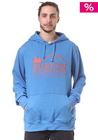 BURTON Griswold Hooded Sweat heather cove