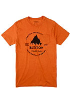 BURTON Grstmll S/S T-Shirt red clay