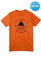 BURTON Grstmll S/S T-Shirt red clay