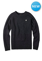 BURTON Gus Sweat true black heather