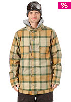 BURTON Hackett Jacket 2012 falcon ridelow plaid