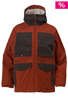 BURTON Hemisphere Jacket brimstone boucle