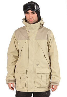 BURTON /HERITAGE Outland Parka Jacket chino